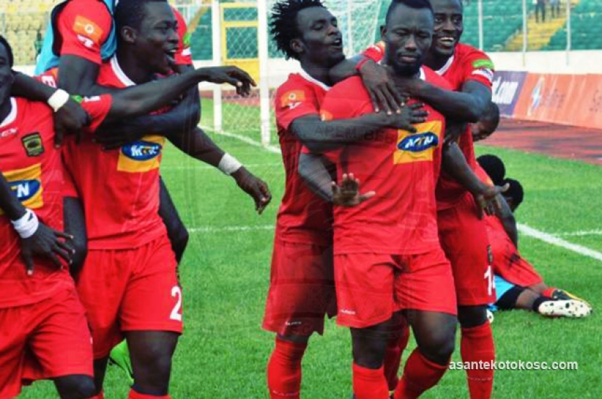 BREAKING NEWS: Kotoko SACK Saddick Adams, Baba Mahama and 5 other players