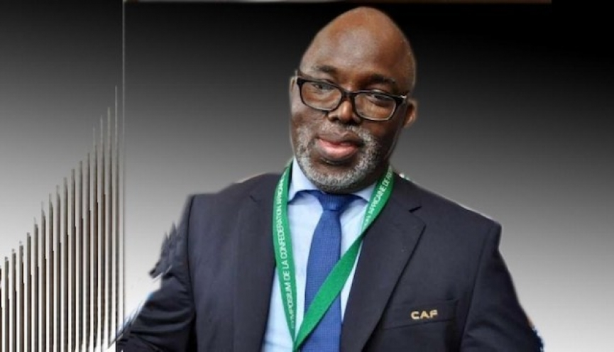 BREAKING: NFF President Amaju Pinnick REMOVED as CAF 1st vice president