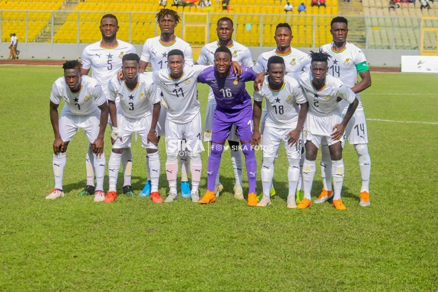 Coach Maxwell Konadu names Black Stars 'B' line up to face Gambia today