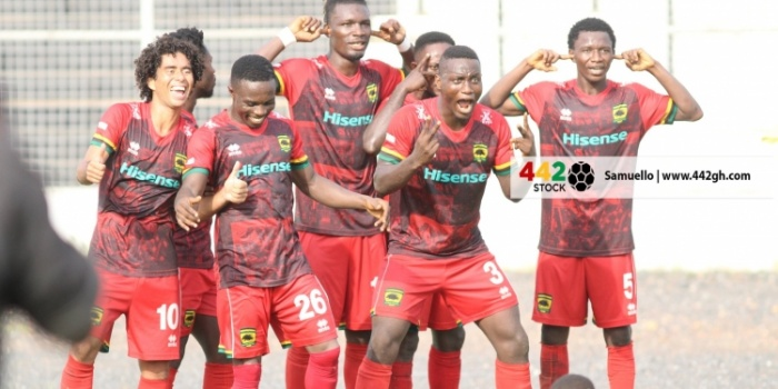 The Asante Kotoko XI that could start against Great Olympics