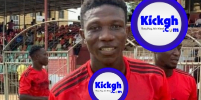 ANOTHER ONE: Asante Kotoko to announce signing of young lateral Augustine Agyapong