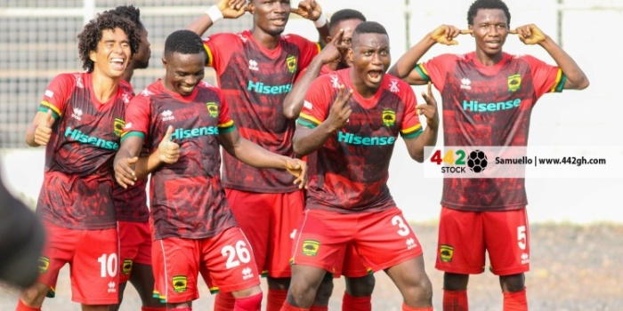 Marriano Barreto names 19-man Asante Kotoko squad list for Olympics epic showdown